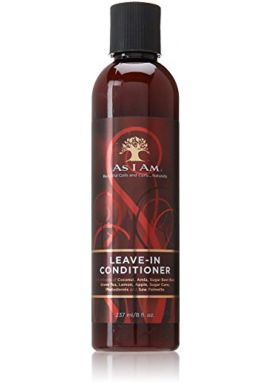 As I Am Leave-In Conditioner, 237ml/8 fl. oz.
