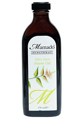 MAMADO 100% Pure Neem Oil 150 ml
