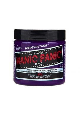 Manic Panic Cream Formula Semi-Permanent Hair Color–Violet Night