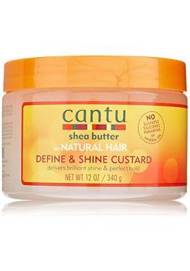 Cantu Shea Butter for Natural Hair Define & Shine Custard  340 g