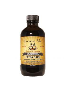 Sunny Isle Jamaican Black Castor Oil Extra Dark 4 oz