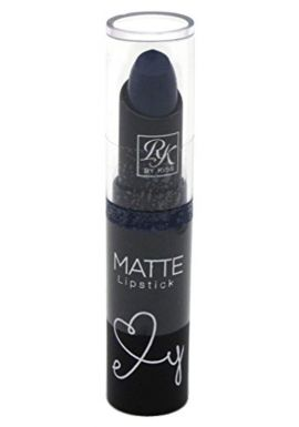 Kiss Ruby Kisses Matte Lipstick Navy Fleet