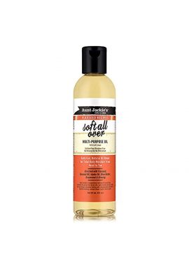Aunt Jackies 237 ml Flaxseed Soft All Over Multi-Purpose Oil