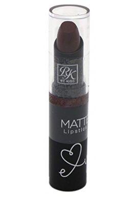 Kiss Ruby Kisses Matte Lipstick Heart Beat