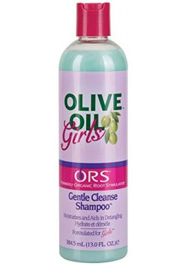 ORS Girls Olive Oil Gentle Cleanse Shampoo 384 ml