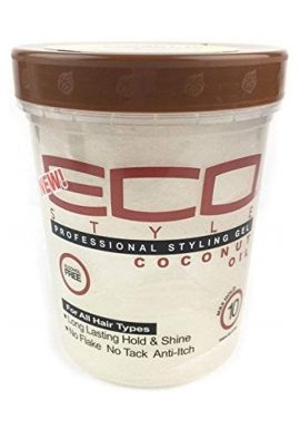 Eco Styler Coconut Oil Styling Gel 946ml 32oz
