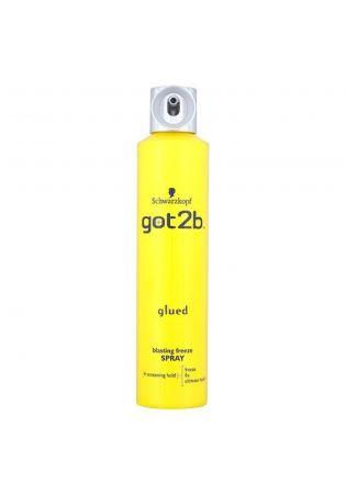 Schwarzkopf GOT2B Blasting Freeze Spray 300 ml - Pack of 1