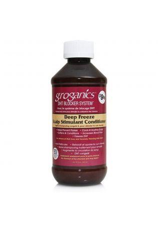 Groganics Deep Freeze Scalp Stimulant Conditioner 240 ml