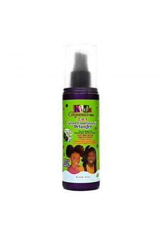 Africa's Best Kids Organics 2N 1Natural Conditioning Detangler 6oz 177ml